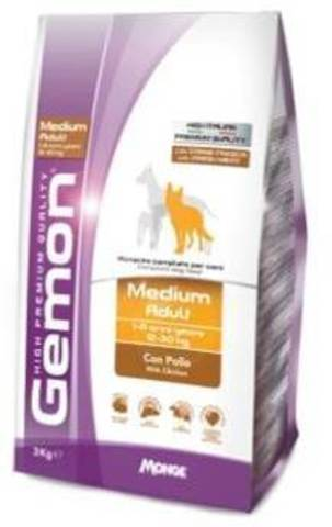 Gemon Dog Medium Adult Chicken