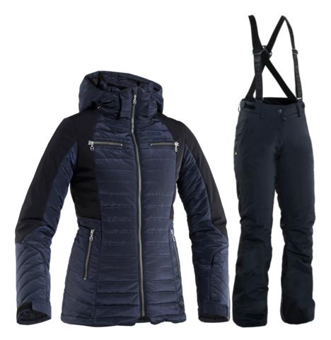 8848 ALTITUDE женский горнолыжный костюм