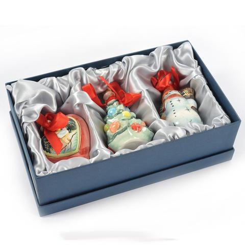 Подарочный набор мини-штофов №3 -3шт