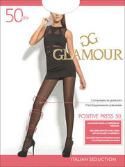 GLAMOUR POSITIVE PRESS 50 den