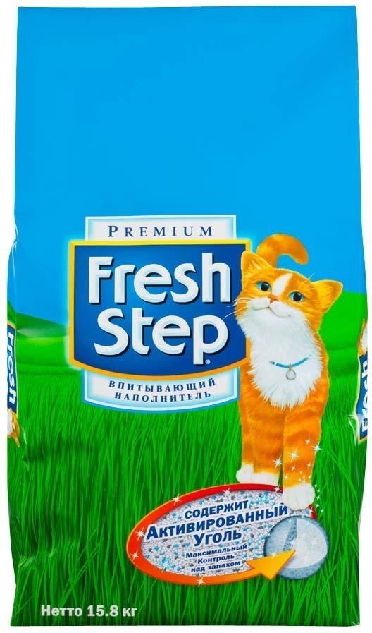 Наполнители Наполнитель для кошачьего туалета Fresh Step Тройной контроль запаха 0e54cbde-3cfc-11e0-1287-001517e97967.jpg