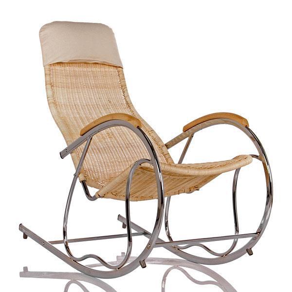 Все кресла качалки Кресло-качалка Формоза металл ф4.JPG