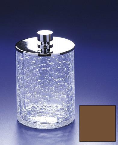 Емкость для косметики большая 88126OV Cracked Crystal от Windisch