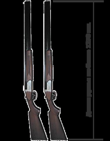 Д-9 Шкаф оружейный (1300*460*330)