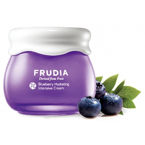 Интенсивно увлажняющий крем с черникой Blueberry Hydrating Intensive Cream