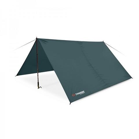 Палатка-шатер (кемпинговый)  Trimm TRACE без стоек (зеленый)