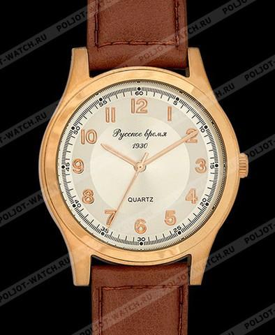 """Купить Наручные часы Полет """"Русское время"""" 0556515 по доступной цене"""