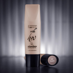 Крем тональный SILK PERFECTION (сухая кожа), тон «Ivory» №11, 30 мл