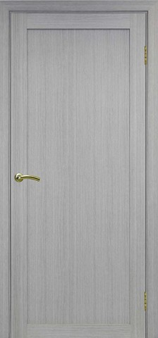 > Экошпон Optima Porte Турин 501.1, цвет дуб серый, глухая