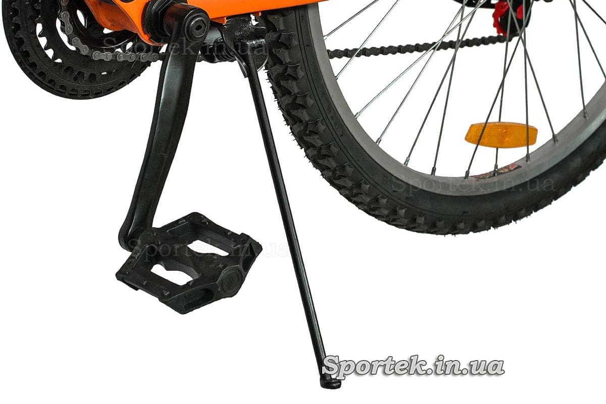Педаль и подножка