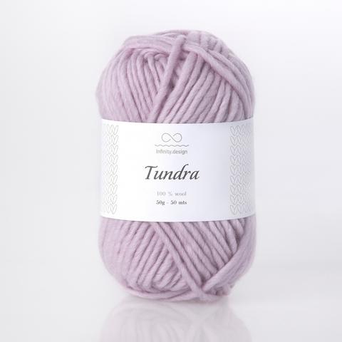 Пряжа Infinity Tundra 5002 сиреневый