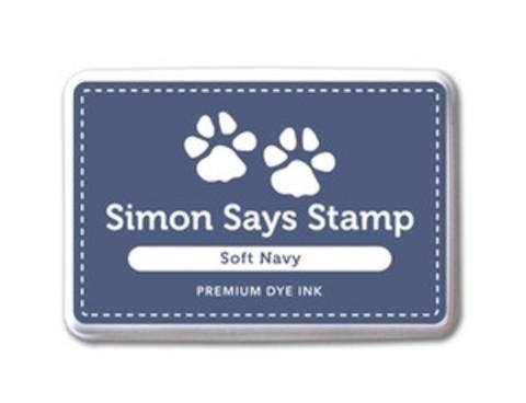 Архивные чернила Simon Says STAMP! Soft Navy