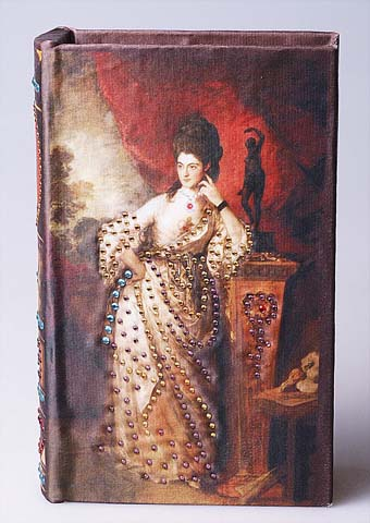 Книга-шкатулка 444177