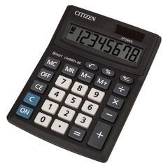 Калькулятор настольный Citizen BusinessLine CMB801-BK 8-разрядный черный