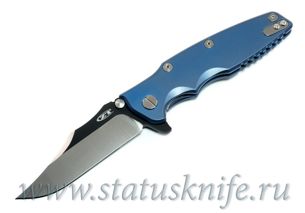 Нож Zero Tolerance 0392BLUBOWIE Rick Hinderer Limited Edition