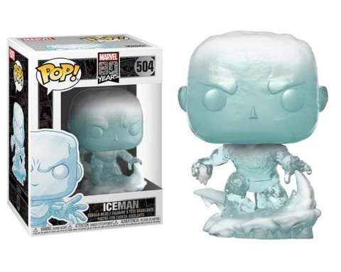 Iceman First Appearance Funko Pop! Vinyl Figure || Человек-Лед
