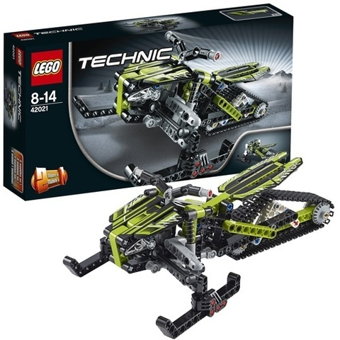 LEGO Technic: Снегоход 42021