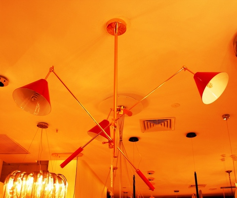 replica SINATRA SUSPENSION LIGHT by Delightfull