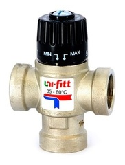 Термостатический клапан Uni-Fitt 3/4