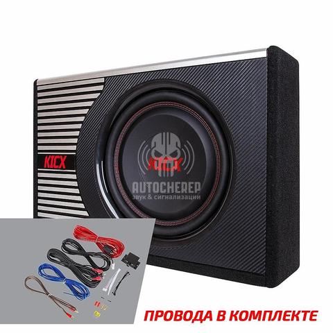 Сабвуфер Kicx GT 400BA