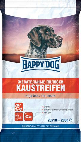Happy Dog Kaustreifen с индейкой