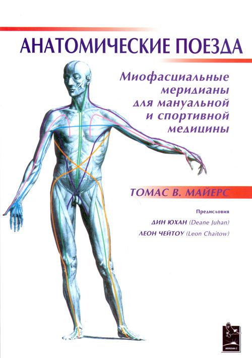 Физикальное исследование ОДС Анатомические поезда. Миофасциальные меридианы для мануальной и спортивной медицины unishell