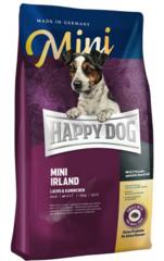 Корм для собак мелких пород Happy Dog Supreme - Mini Irland с лососем и кроликом