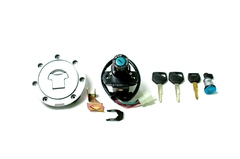 Комплект ключей и замков для Honda CBR600 F4 / F4i, CBR600RR, CBR1100XX, VFR800 и других