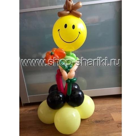 Фигура Паренёк из шаров