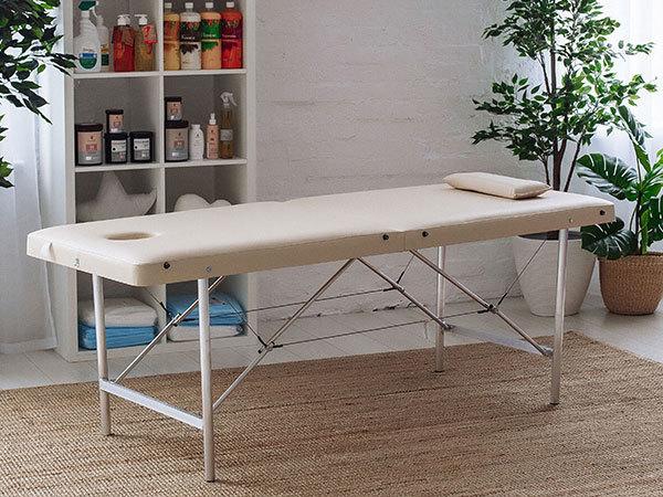 RuComfort (RU) Массажный стол Comfort 190 (190х70, высота 70 см) Комфорт-190-бежевый.jpg