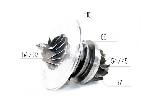 Картридж турбины ТКР50 ГАЗон Некст 4.4 ЯМЗ-53443-20 170 л.с. Евро 5