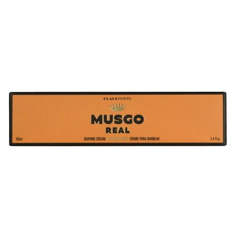Крем для бритья Musgo Real Orange Amber 100 мл