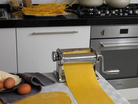 Тестораскатка ручная Marcato Atlas 150 Roller, Италия фото. Купить в Москве оригинал
