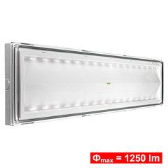 Светильник аварийный эвакуационный на светодиодах для освещения открытых пространств Ticinque LED IP65 Beghelli