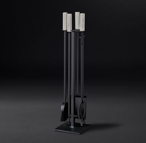 Courchevel Fireplace Tools