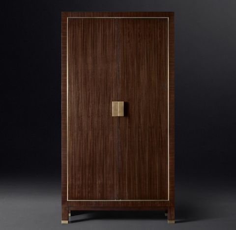 Maxim Panel Double-Door Cabinet