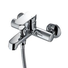 Смеситель для ванны Milardo Dover DOVSB00M02 короткий излив