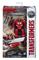 Transformers Generations Prime Wars Legends