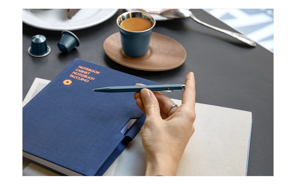Caran d`Ache 849 Nespresso LE Blue (849.159)