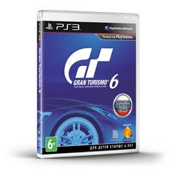 Игра PS3 Gran Turismo 6