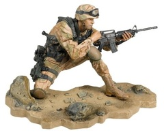 Милитари серия 1 фигурка Рейнджер Армии США