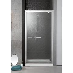 Дверь душевая в нишу распашная 90х190 см Radaway Twist DW 382002-01 фото