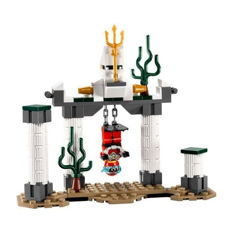 LEGO Super Heroes: Глубоководная атака Черного Манта 76027
