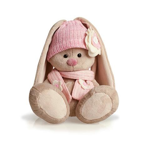 Зайка Ми в розовой шапочке (малая)
