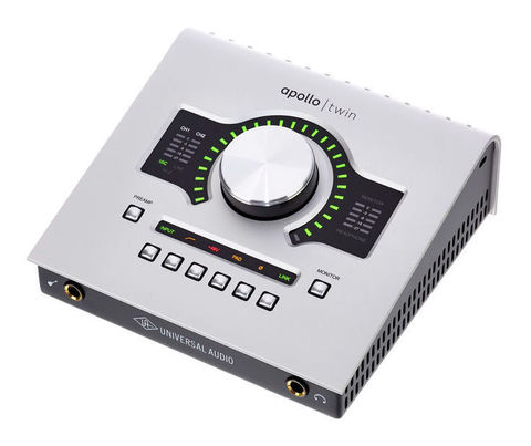 Аудиоинтерфейс Universal Audio Apollo Twin USB Duo