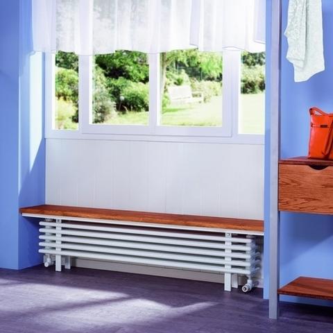 Радиатор-скамья Zehnder Bank-Radiator - 210 x 617 x 1200