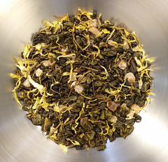 Чай Манго Танго зеленый ароматизированный