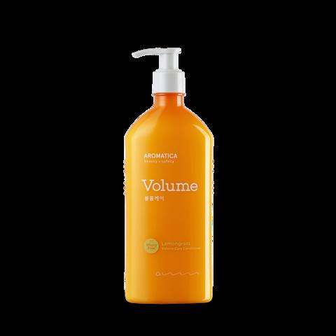 Кондиционер с лемонграссом для объёма волос, 400 мл / Aromatica Lemongrass Volumizing Conditioner