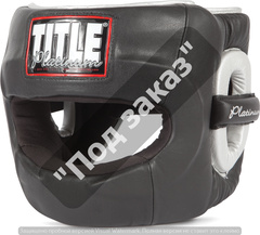 Шлем с бампером TITLE PLATINUM® PARAMOUNT PROTECTOR HEADGEAR