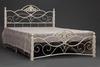 Кровать Канцона 200x120 (Canzona) Белый